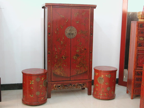 Captivating Chinese Antique Furniture