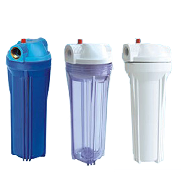 domestic water filter and domestic water filter
