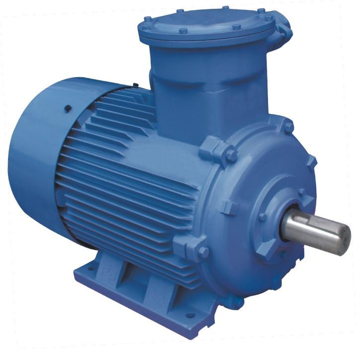Yb2 series explosion proof three phase induction motor for Three phase induction motor