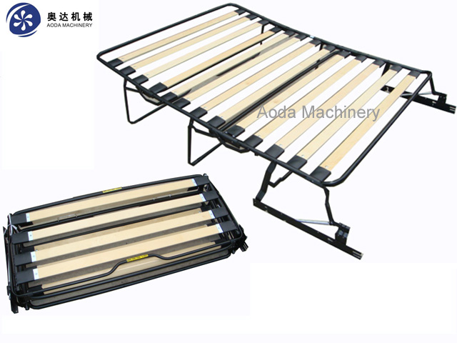Tri fold sofa bed mechanism ad 8310 for Sofa bed mechanism