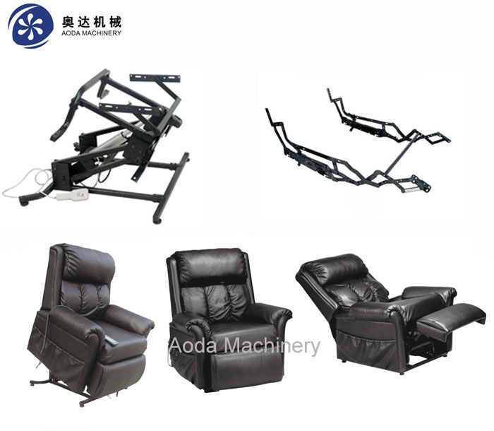Seat Lift Mechanism : Lift chair mechanism with one motor ad oec