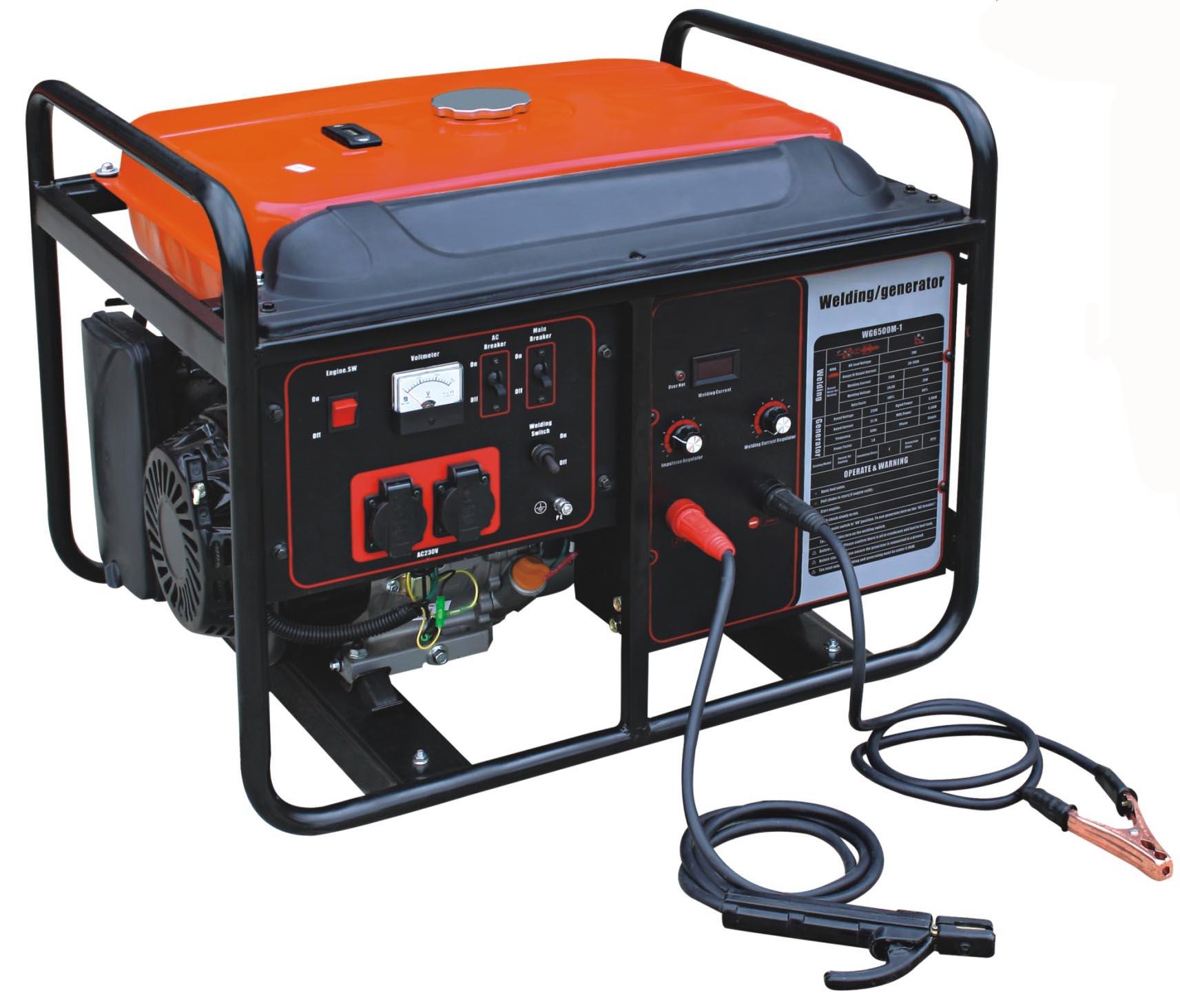 Welding Machine With Generator