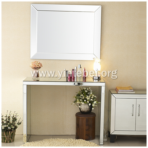 Admirable Trump Mirrored Desk Hallway Table Ytb Mf 1023 Largest Home Design Picture Inspirations Pitcheantrous