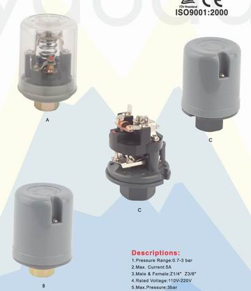 pressure switch for water pump sk 3 rh cccme org cn Water Pump Pressure Switch Wiring Water Pump Regulator Switch