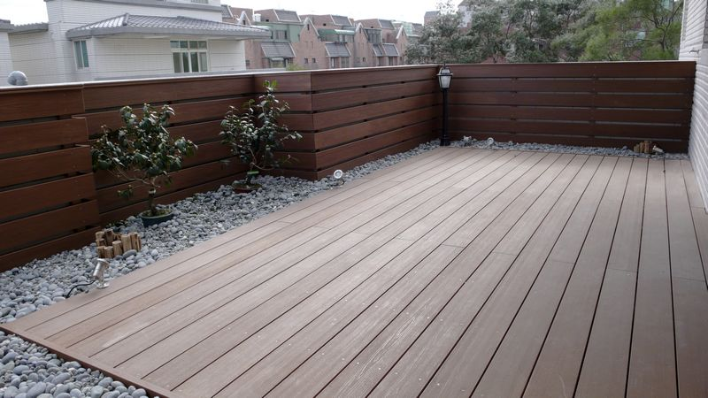 WPC Deecking Flooring Outdoor