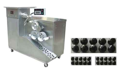 Highly-Efficient and Fully-Automatic Making-Pill Machine YUJ-22B