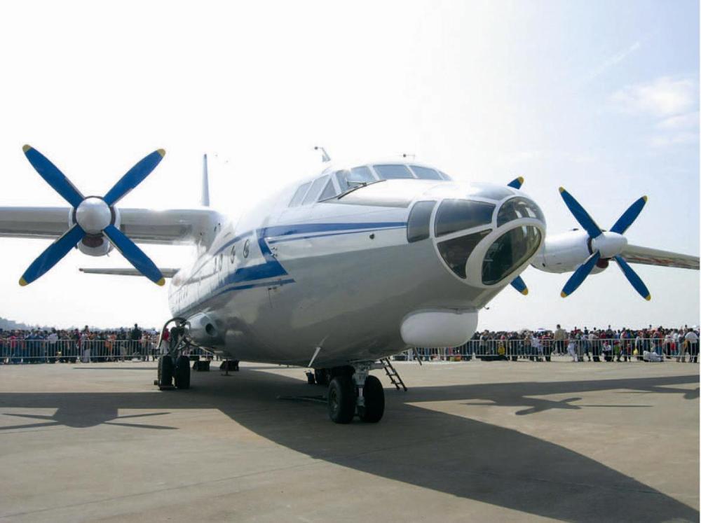 y-8 transport/cargo aircraft