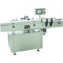 Vertical Non-Drying-Glue Labeling Machine