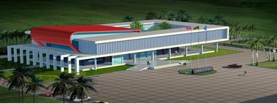 Congo(Brazzaville) State Power Control Center