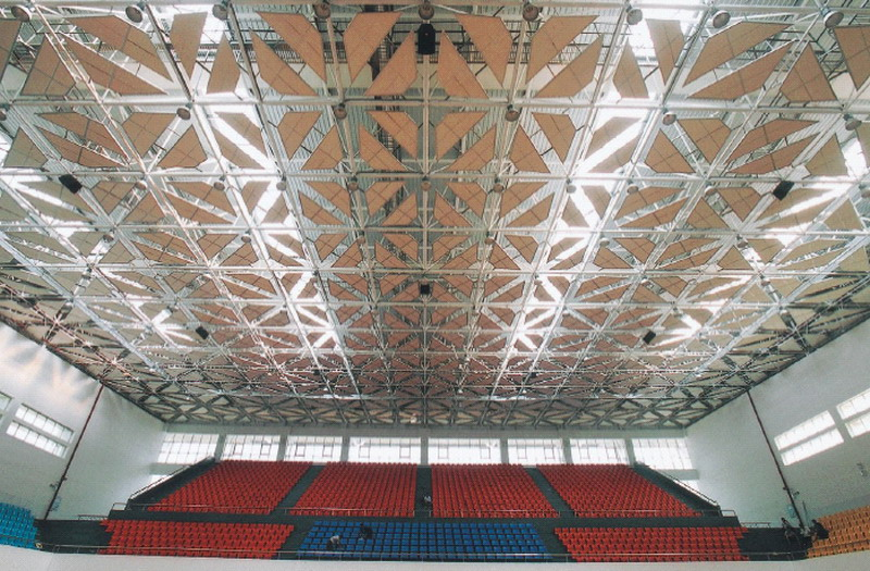 Hunan Radio and Television University Gymnasium