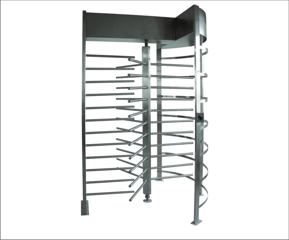 Full automatic height turnstile wjft