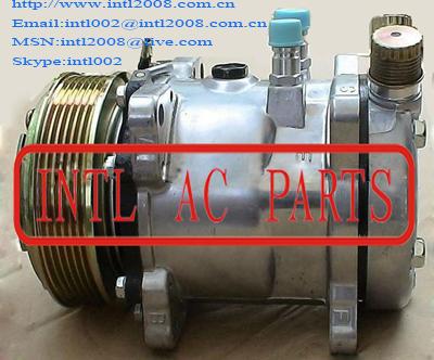 auto ac compressor for Sanden 5H14 508 SD5H14 SD508 4523 119mm PV6
