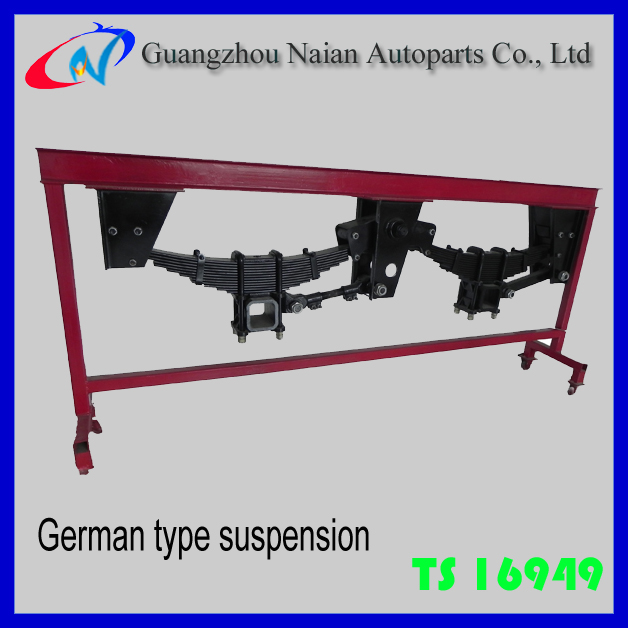 leaf spring axles producers