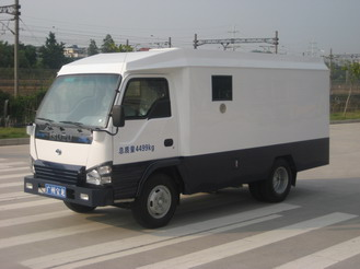 armored cash-in-transit vehicle (tbl5040xycf4)