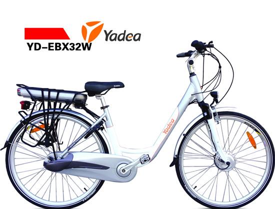 yadea电动车无刷防控器接线图