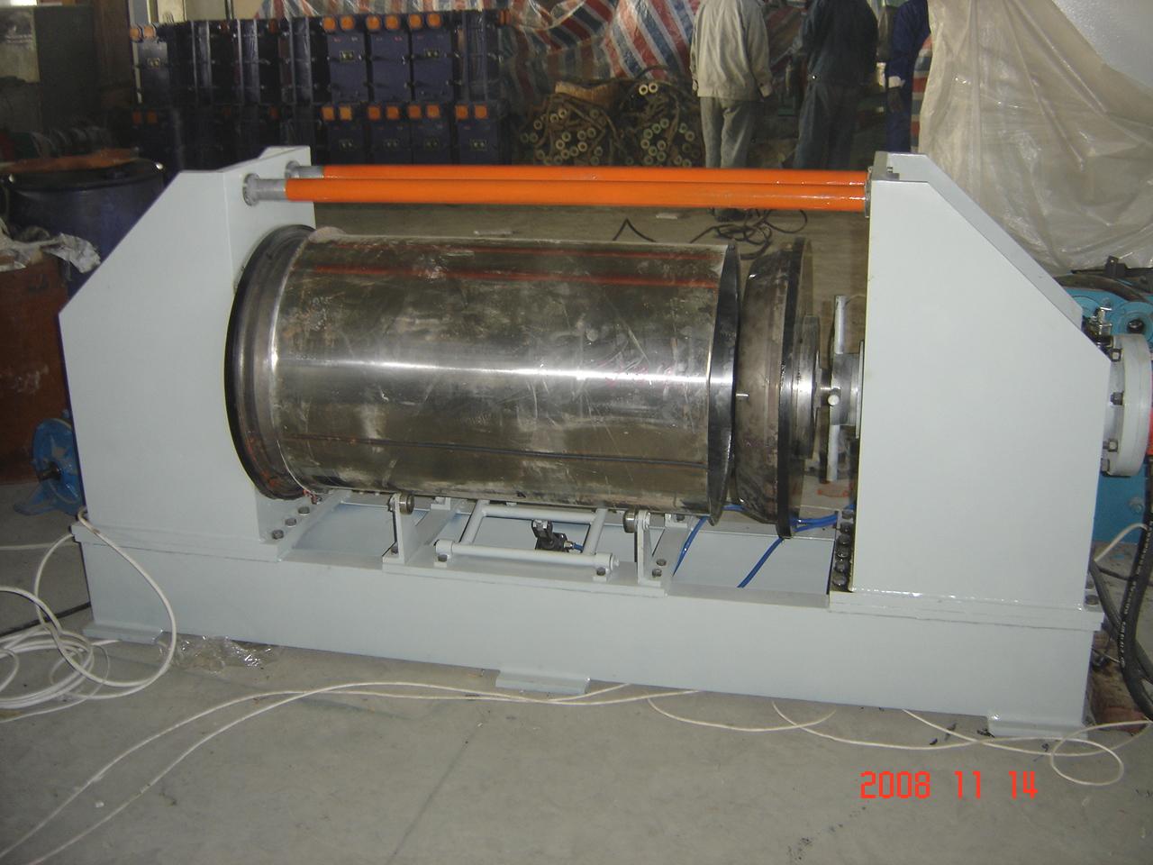 low speed steel barrel production line 1 2pcs min for 50l 220l or drum machine. Black Bedroom Furniture Sets. Home Design Ideas