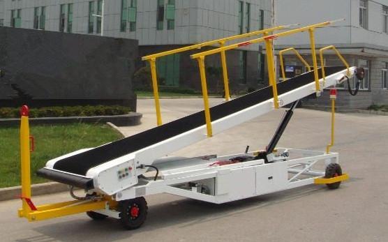 Baggage Conveyor Belt Loader