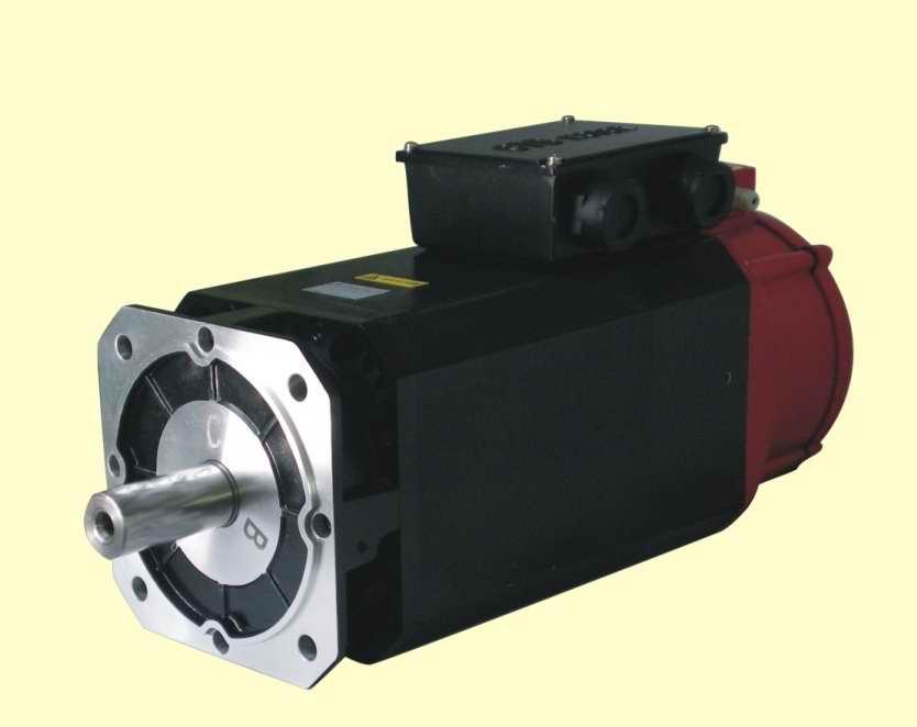 Ac Spindle Motor Ctb Series