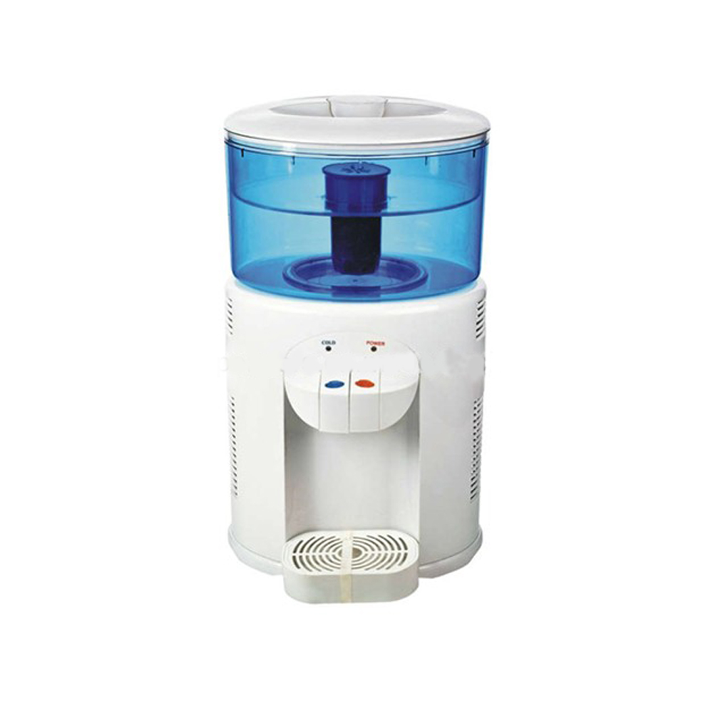 Desk Top Water Filter Purifier With Cold Water